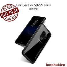 Ốp lưng chống sốc bảo vệ Camera cao cấp Ligus cho Samsung Galaxy S9 bảo vệ cạnh viền vô cực và camera 360 độ chống trầy xướt tuyệt đối – Phân phối hotphukien