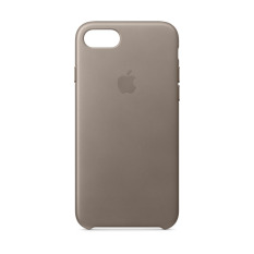 Mua Apple iPhone 8 / 7 Leather Case Taupe Tại Apple