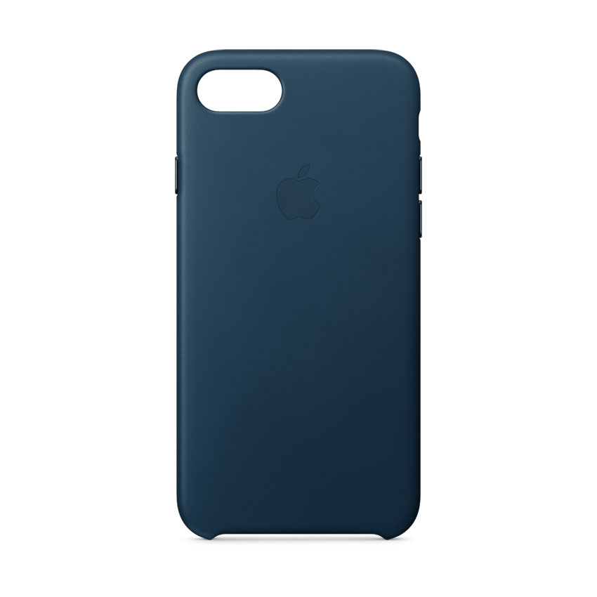 Bảng Giá Apple iPhone 8 / 7 Leather Case Cosmos Blue Tại Apple