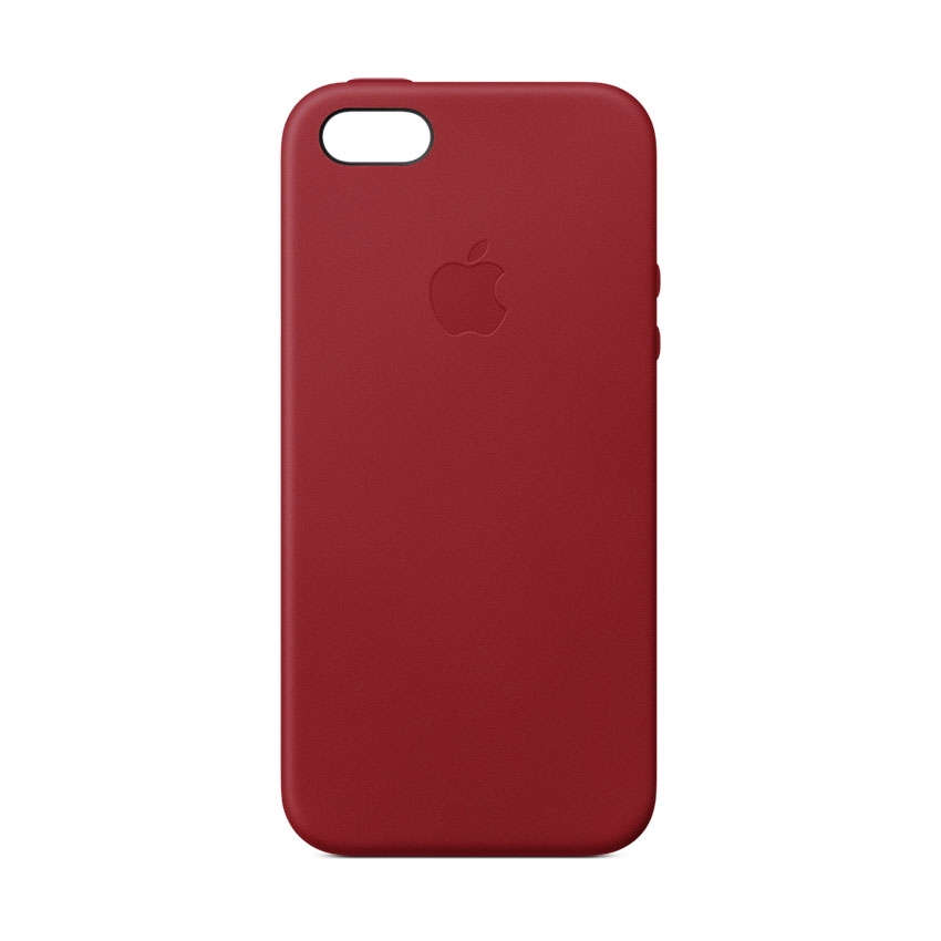 Nên mua Apple iPhone SE Leather Case Red ở Apple