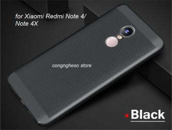 Ốp lưng dạng lưới tản nhiệt Xiaomi Redmi Note 4