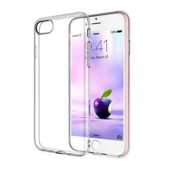 Ốp lưng dẻo cho iPhone 7 Plus (Trong suốt)