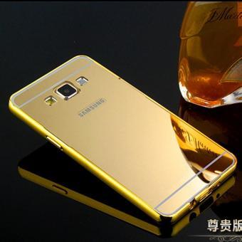 Ốp Lưng Gương cho điện thoại Samsung Galaxy J5 2015 Vàng