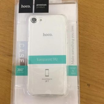 Ốp lưng Hoco silicon cho iPhone 7 7s (Trong suốt)