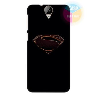 Ốp lưng HTC One E9 - Nhựa dẻo Silicone iCase Color in hình Superman