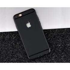 Ốp lưng iPhone 6/6s Silicon dẻo đen