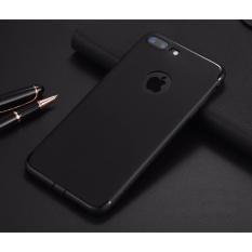 Ốp lưng iPhone 7 Plus Silicon dẻo đen