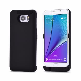 Ốp lưng kiêm sạc dự phòng Samsung Galaxy S7 Edge(đen)