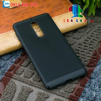Ốp lưng Nokia 5 dạng lưới tản nhiệt (đen)