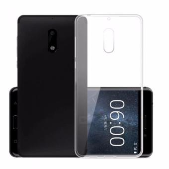Ốp lưng Nokia 6 dẻo trong suốt