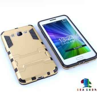 Ốp lưng Samsung Galaxy J2 Prime chống sốc iRon man (vàng)