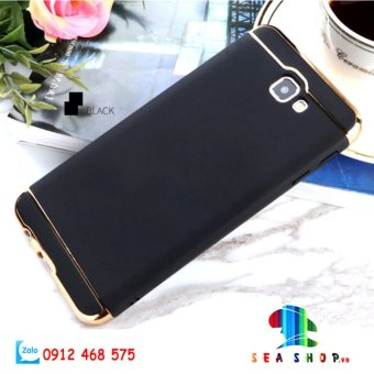 Ốp lưng Samsung Galaxy J7 Prime nhựa bóng (đen)