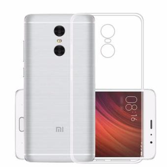 Ốp lưng silicon cho Xiaomi Redmi Note 4 ( trong suốt)