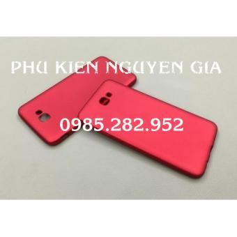 Ốp lưng silicon dẻo đỏ cho SAMSUNG GALAXY J5 PRIME