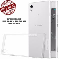 Ốp lưng silicon trong suốt cho Sony Xperia XA1 Ultra hiệu Nillkin (Trong suốt) – Phân phối bởi hotphukien