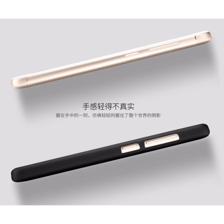 Hình ảnh Ốp lưng Xiaomi Redmi 4X Nillkin sần (Vàng)