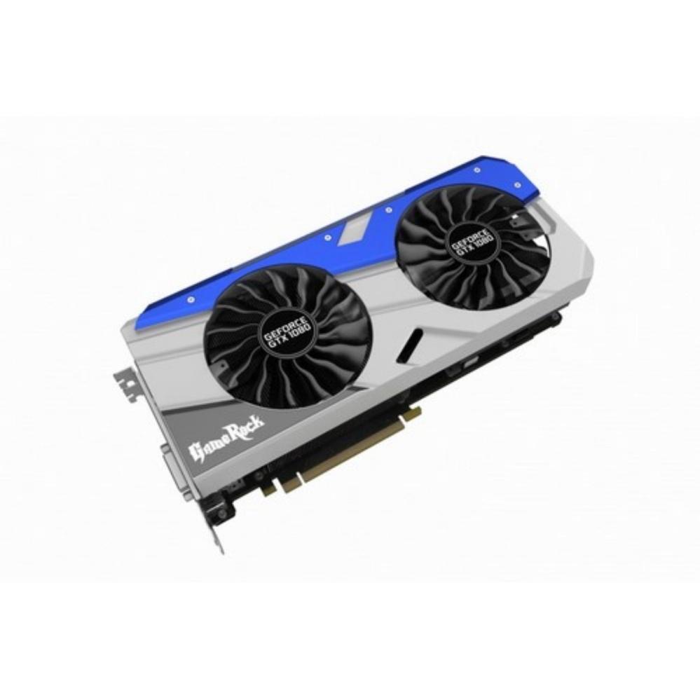 Palit Nvidia GTX 1080 GameRock Premium RGB Led 8GD5