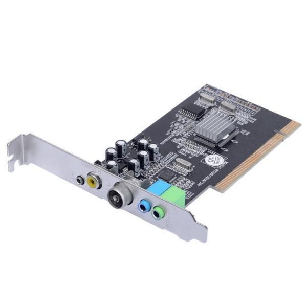 Mua PCI Analog TV Tuner Card Support FM Radio – intl ở đâu tốt?