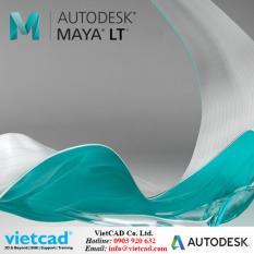 Phần mềm Autodesk Maya LT 2018 – thuê bao 1 năm