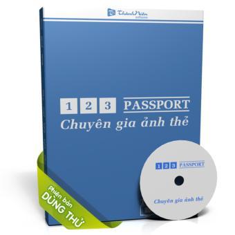 Phần mềm chụp ảnh thẻ 123 Passport - Phiên bản dùng thử