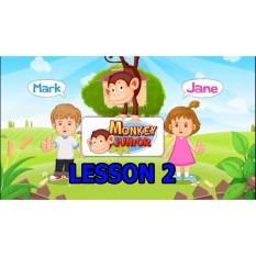 Phần mềm dạy tiếng Anh cho bé từ 0 đến 10 tuổi Monkey Junior – gói đa ngôn ngữ sử dụng 1 năm