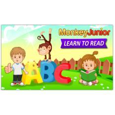 Monkey Junior- gói 4 năm – Phần mềm dạy tiếng Anh cho bé từ 0 đến 10 tuổi