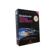 Phần mềm diệt virus Bitdefender Total 1PC