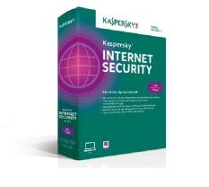Phần mềm diệt virus Kasperky internet Security 2015 ( Box ) 1 PC