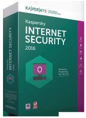 Phần mềm diệt virus Kaspersky Internet Security 1PC / 1 năm