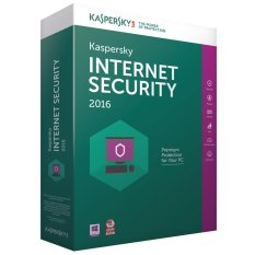Phần mềm diệt virus Kaspersky Internet Security 3PC 1Year (BOX)