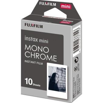Mẫu sản phẩm Phim chụp ảnh Lấy liền – Fujifilm Instax frame film MONOCHROME (10/PK)
