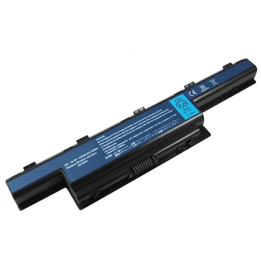 Pin Acer Aspire 4752 4752G 4752Z 4752ZG 6 cell (Đen)- Hàng nhập khẩu