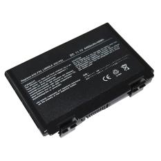 Pin Asus K40IN K40IJ X8AIJ 6 cell (Đen) – Hàng nhập khẩu