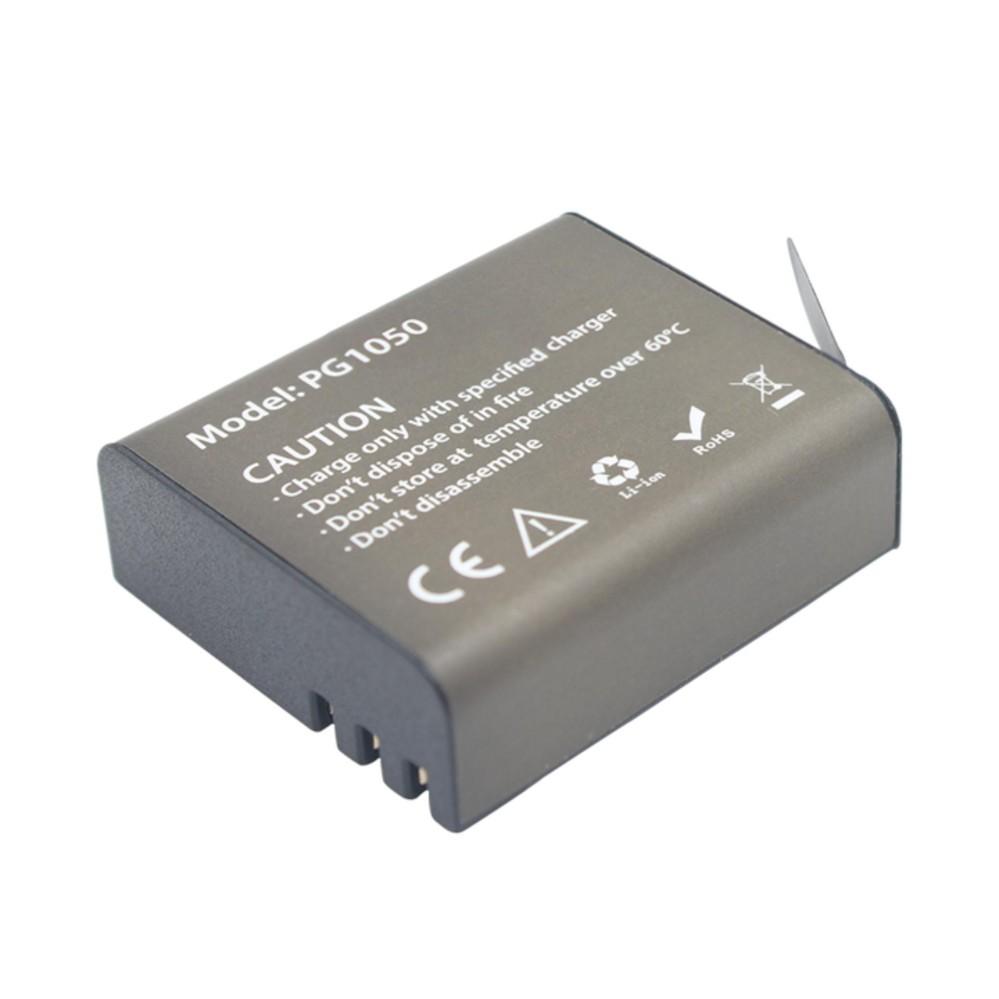 Pin camera Eken H9R/H8R- Dung lượng 1050 mAh