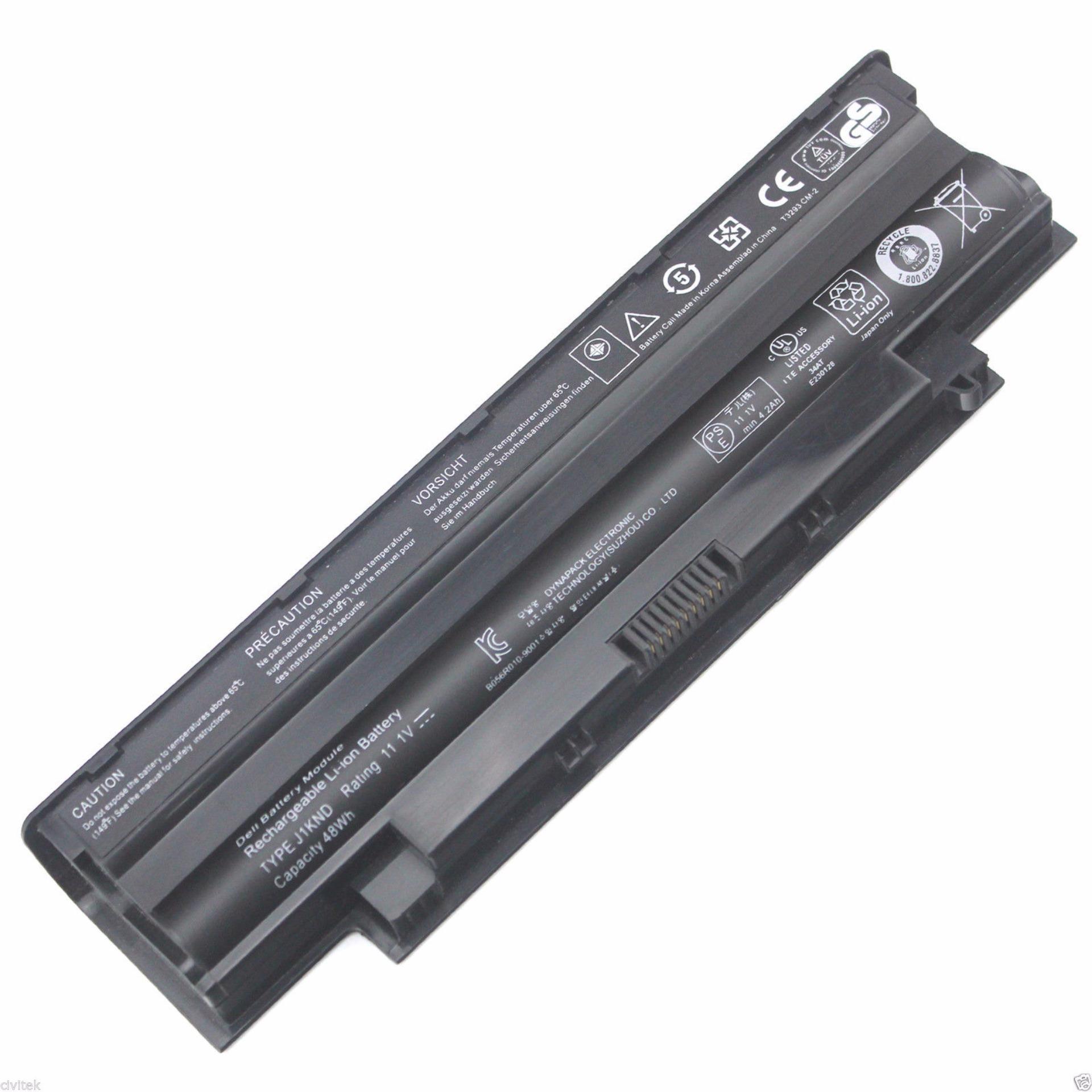 Nên mua Pin cho Dell Inspiron 3420 3520 N5110 N5010 ở TRỊ Laptop Mobile