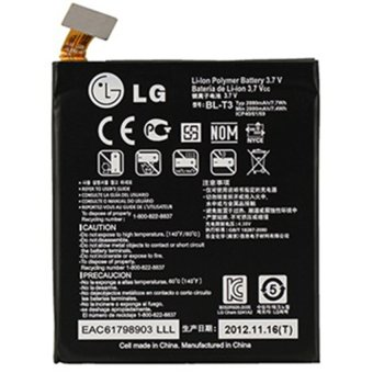 Pin điện thoại LG BL-T3 LG (Đen) - 10252056 , LG668ELAZJU8VNAMZ-794699 , 224_LG668ELAZJU8VNAMZ-794699 , 400000 , Pin-dien-thoai-LG-BL-T3-LG-Den-224_LG668ELAZJU8VNAMZ-794699 , lazada.vn , Pin điện thoại LG BL-T3 LG (Đen)