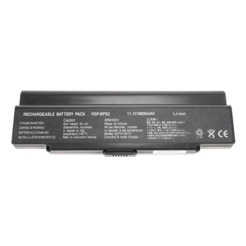 Pin laptop 6Cell Sony VGP BPS2C 5200MAH (Đen)