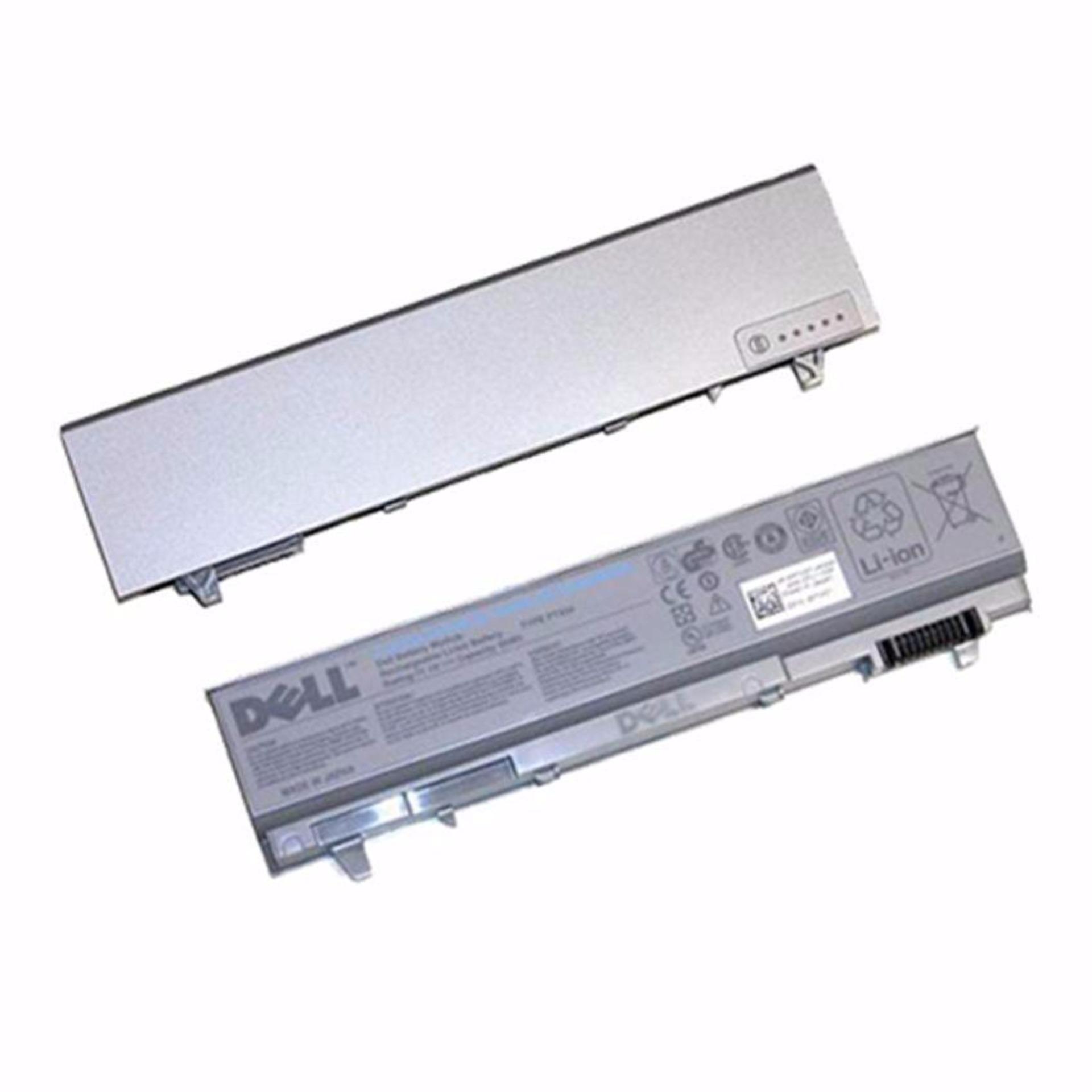 Pin dành cho laptop Dell Latitude e4300 (Trắng xám) - Hàng nhập khẩu