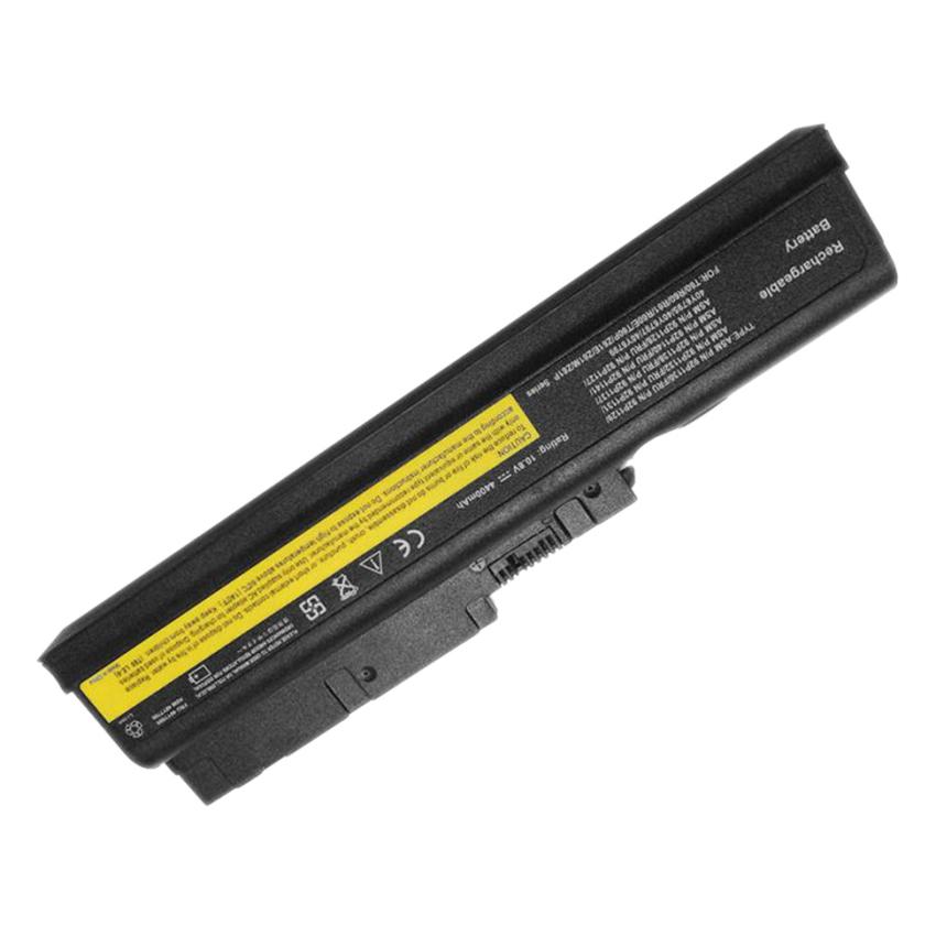 Pin laptop IBM THINKPAD T60 T61 R60 R61 T400 R400 SERIES (Đen)