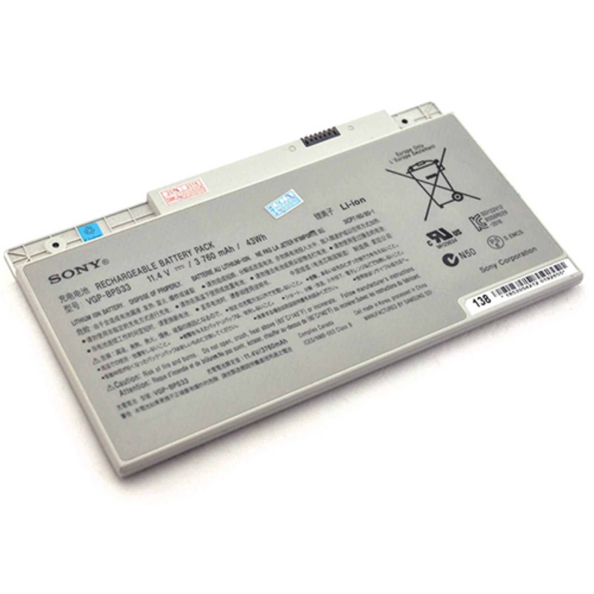 Pin laptop Sony SVT-14 ,SVT-15 zin