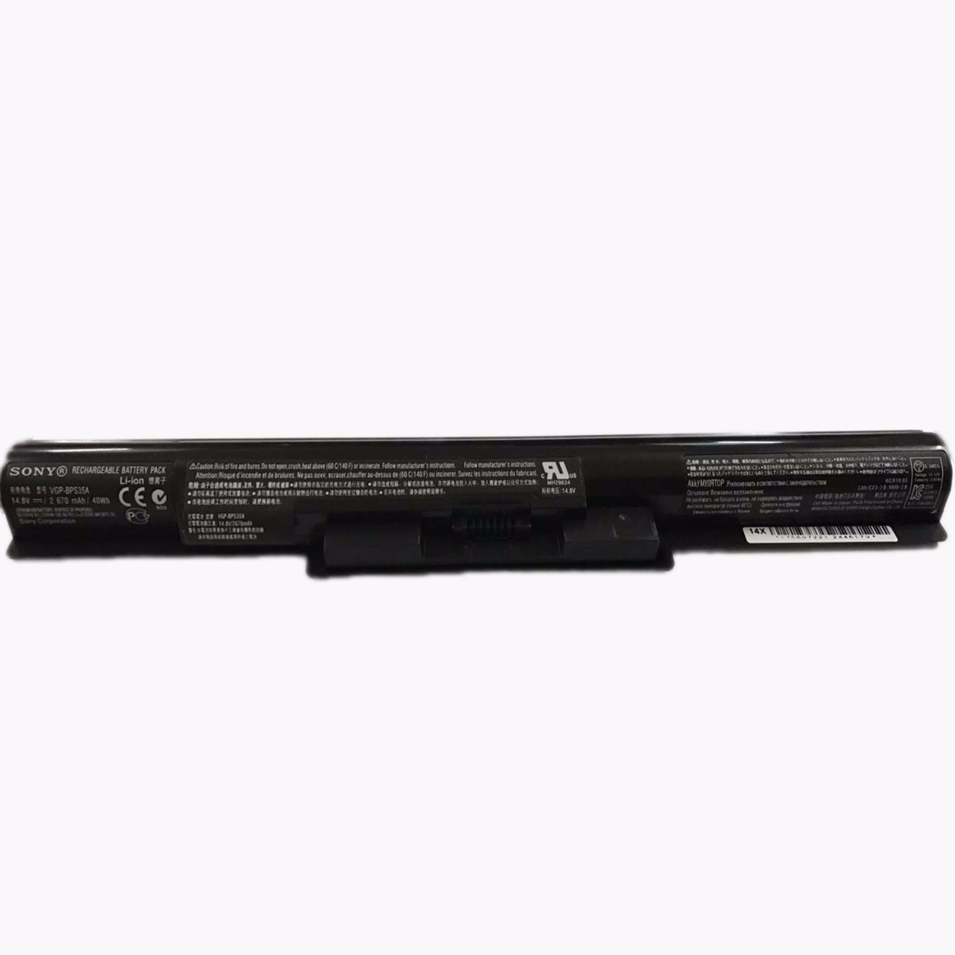 Pin Laptop Sony VGP-BPS35A VGP-BPS35 SVF1521A2E SVF15217SC SVF14215SC SVF15218SC- Hàng nhập khẩu