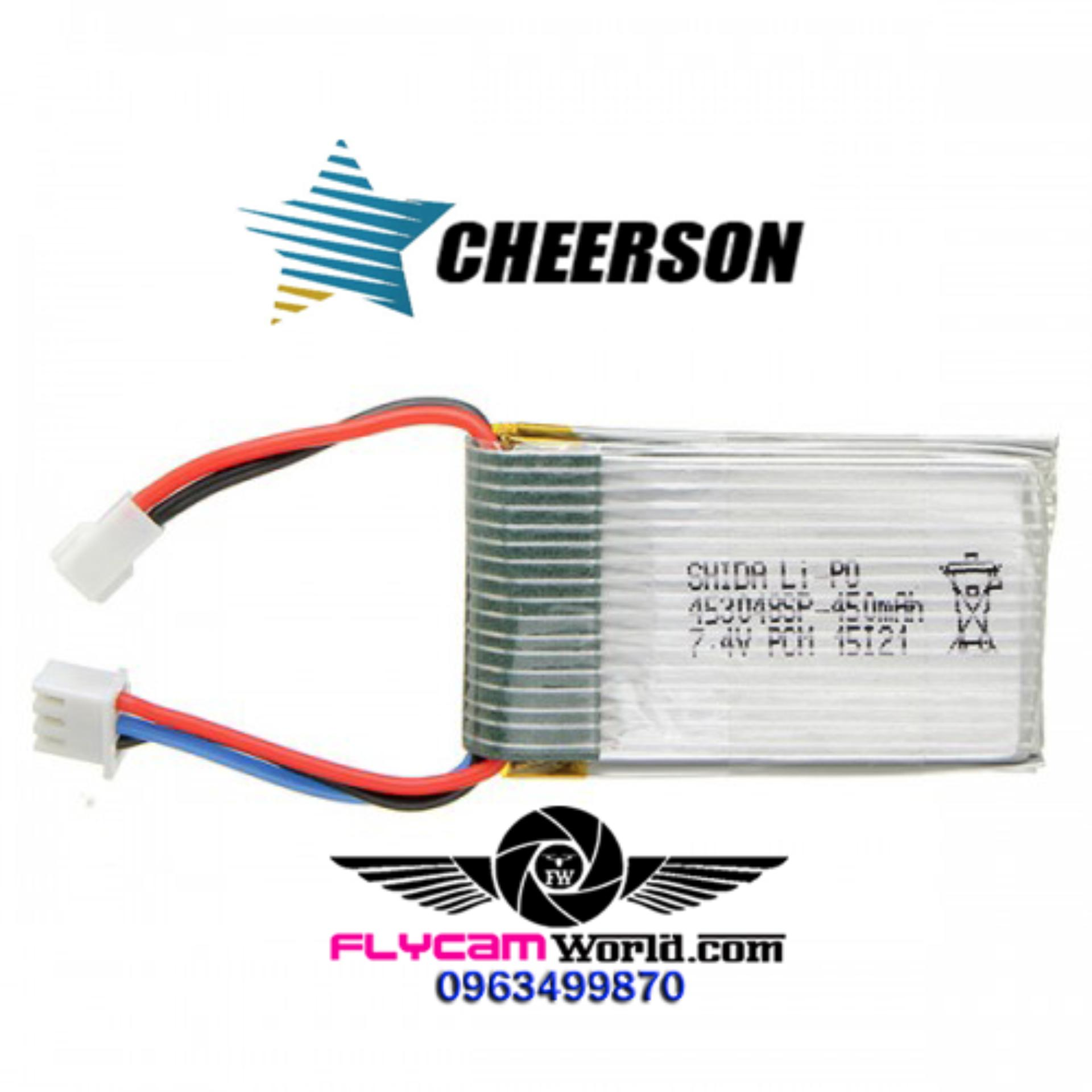 Pin máy bay Cheerson CX-32S