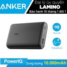 Pin sạc dự phòng ANKER PowerCore 10000mAh (Đen) – Hãng phân phối chính thức