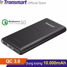 Pin sạc dự phòng TRONSMART PBT10 Presto 10000mAh Quick Charge 3.0