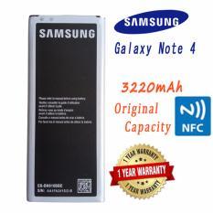 Đánh giá Pin Samsung Note 4 NFC (Đen) – Hàng nhập khẩu Tại Pacific