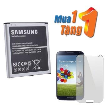 Shop Online Pin Zin cho Samsung Galaxy S4 Docomo + Tặng kính cường lực - Hàng nhập khẩu in Vietnam