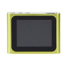 Máy nghe nhạc MP4 màn hình LED 1.8 inch – màu xanh