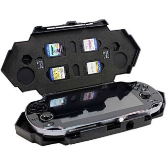 Protective Case Cover Box Storage Bag for PlayStation Vita PS PSV 1000- - intl