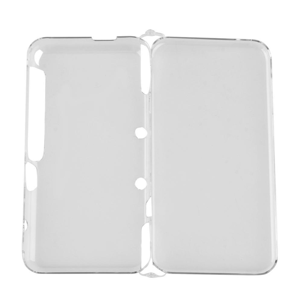 Báo Giá Protective Clear Soft PC One-Piece Cover Case for Nintendo New 2DS XL LL – intl