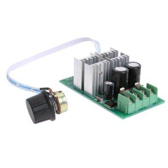 PWM DC 6-60V Motor Speed Regulator PLC Single Chip MicrocomputerControl - intl